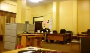 The Office - MOCI, Monrovia, Liberia