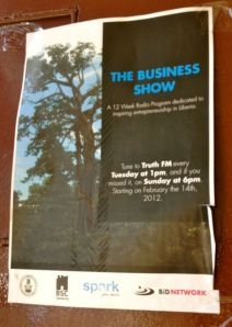 The Business Show - Poster @ MOCI