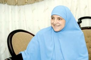 Egypt's First Lady: Naglaa Mahmoud